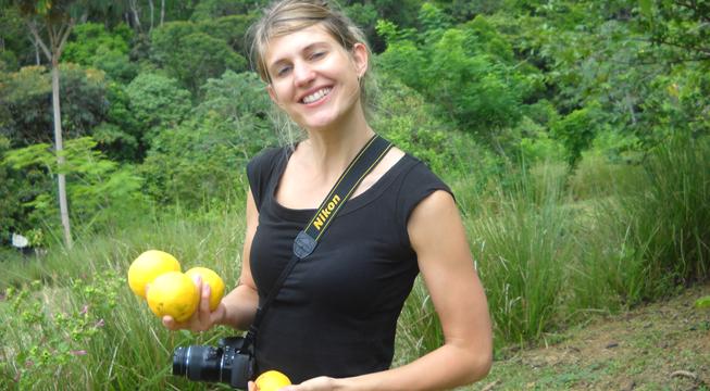 wwoofers, student group, organic farm, wwoof, workaway, costa rica